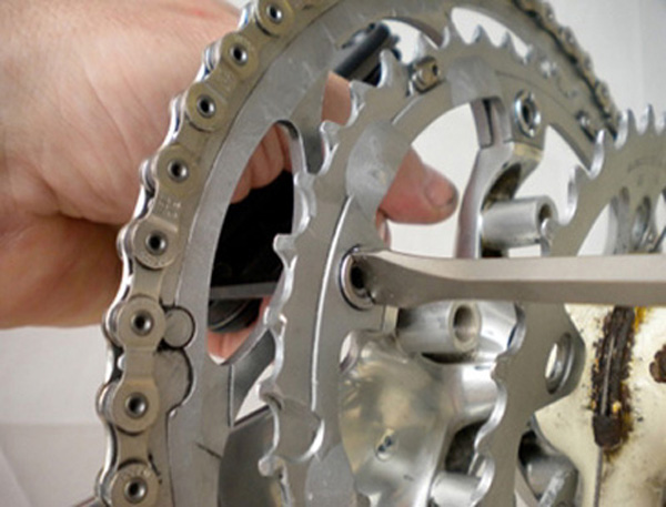 9 replace chainrings