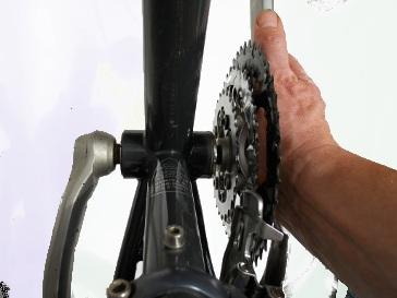 Replace cranks and bottom bracket